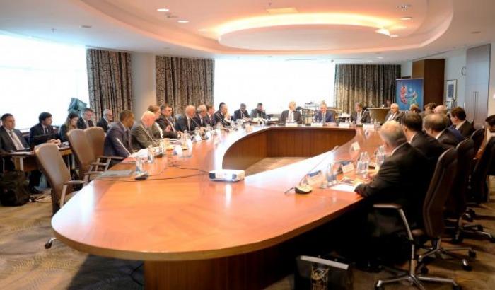 Bakıda Beynəlxalq Cüdo Federasiyası İcraiyyə Komitəsinin iclası keçirildi