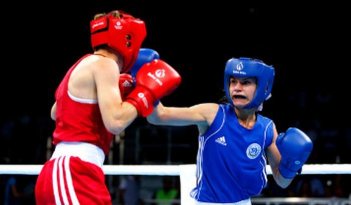 Anna Elimerdanova burunc medal qazandi, XII defe teskil olunan enenevi yarisa Azerbaycan millisi Polsada qadin bokscular arasinda beynelxalq turnir