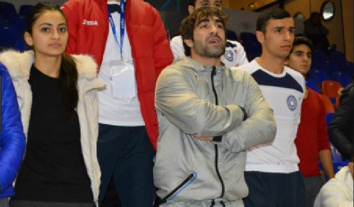 Rafael Agayev ve 10 karatecimiz Bazele yollandi