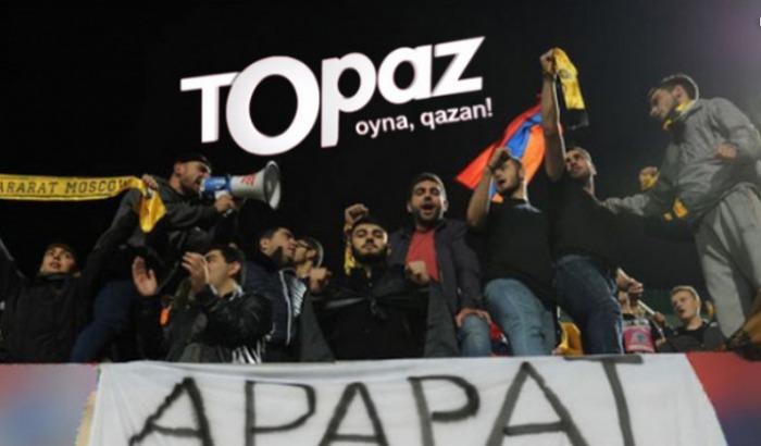 Topazdan ERMƏNİ TƏBLİĞATI - FOTOLAR