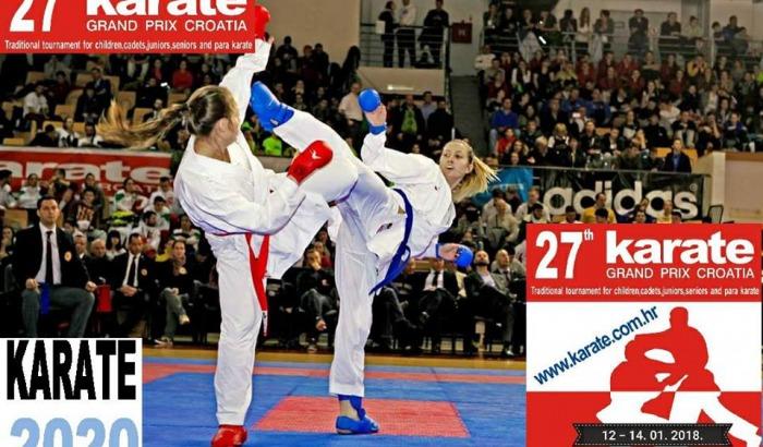Karateçilərimiz ilin ilk beynəlxalq turnirinə yollanır