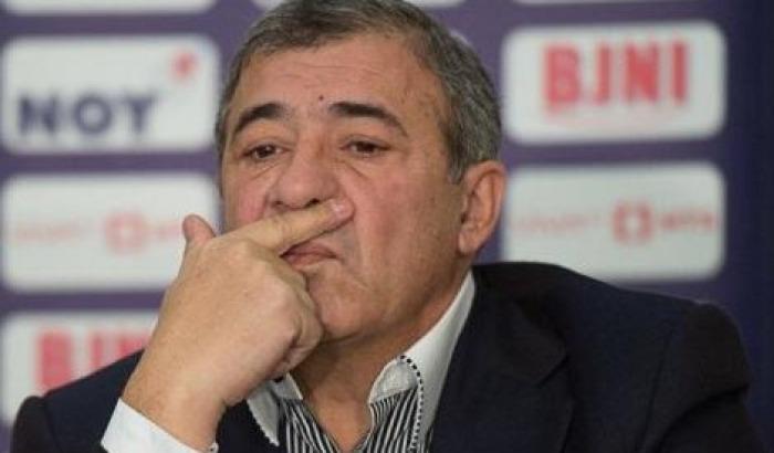 Erməni prezident Azərbaycan futbolundan danışdı