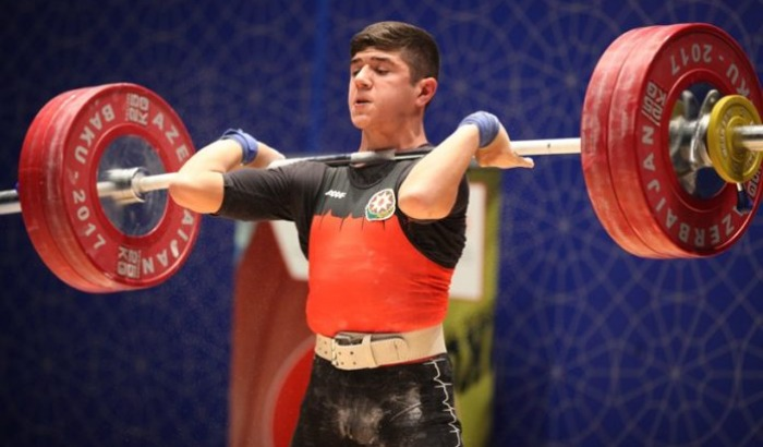 Nurlan Rəsulov da qızıl medal qazandı