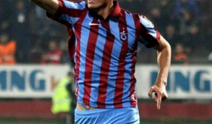 Trabzonsporun futbolcusu Qebelede oynamaga raziliq verecekmi? , azerbaycan idmani baku turkiye futbolunda sampiyonlar ligi